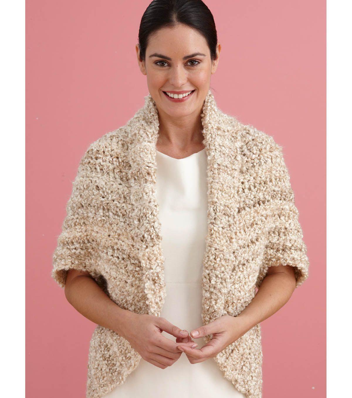 Simple Crochet Shrugnull   Crochet   Pinterest   Simple crochet ...