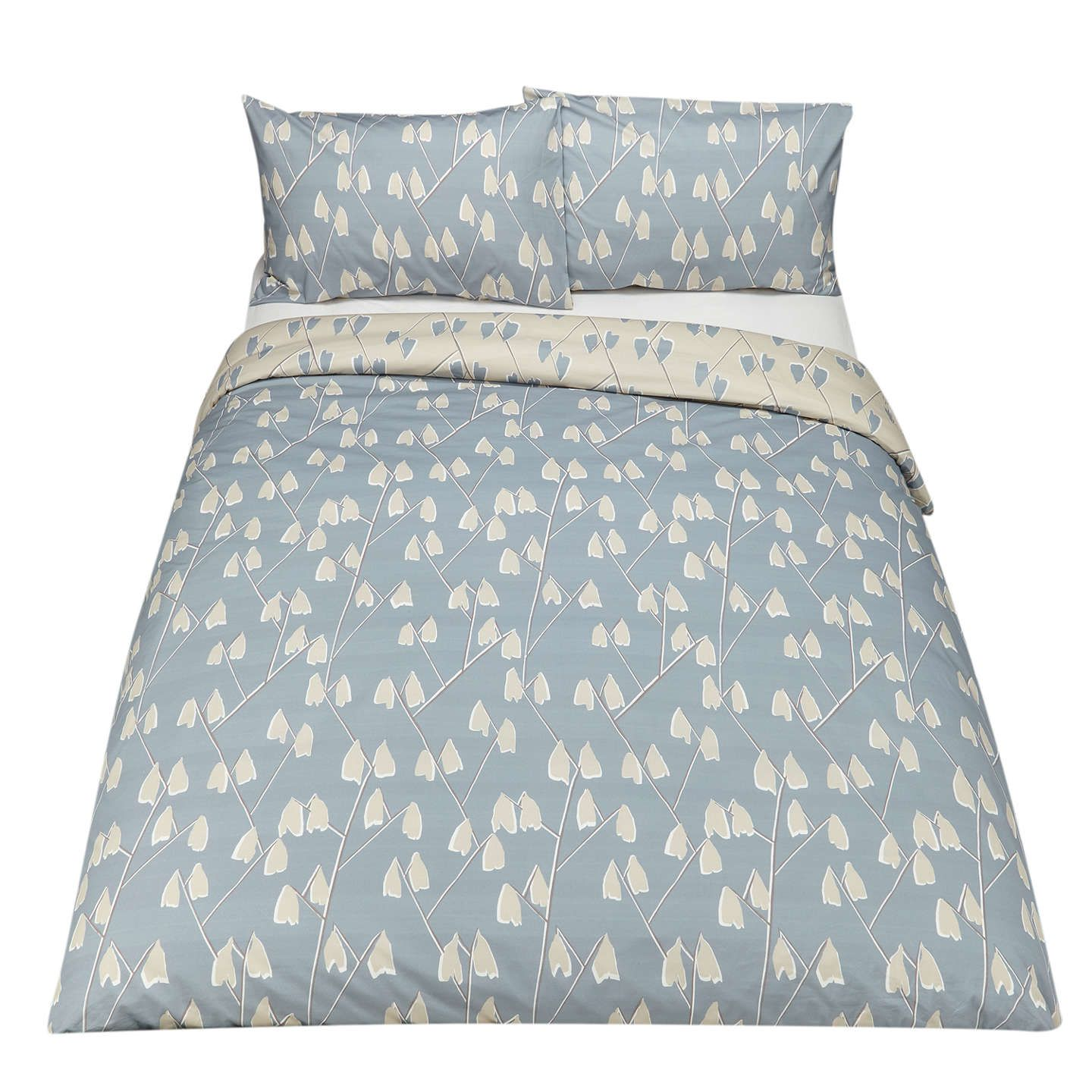 Buyjohn Lewis Scandi Lotta Print Cotton Duvet Cover And Pillowcase Set Single Mineral Online At Johnlewis Com Cotton Duvet Cover Cotton Duvet Duvet Covers