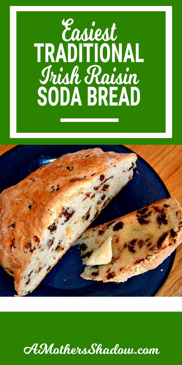 Easy Traditional Irish Soda Bread Soda Bread Traditional Irish Soda Bread Irish Soda Bread Recipe