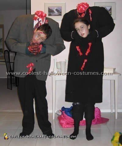 Coolest Homemade Scary Halloween Costume Ideas | Scariest ...