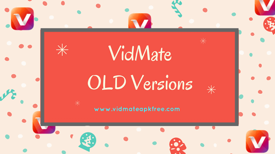 VidMate Old Version Download | VidMate App Download and Install