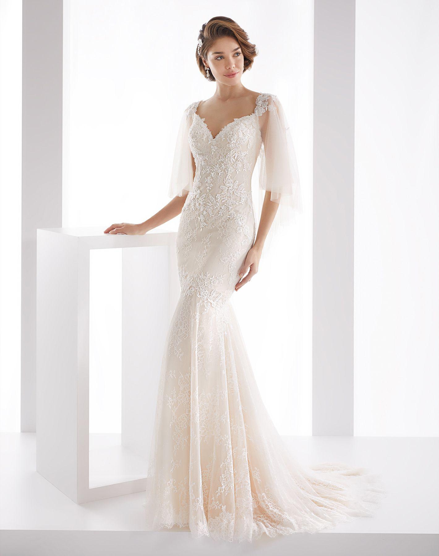bodasnet bodas Vestido joab19462 cape capa Novia De Jolies wwvAXP