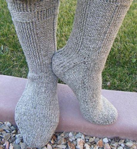 Ravelry: Brick by Brick Men\'s Socks pattern by Michelle Mattingly ...