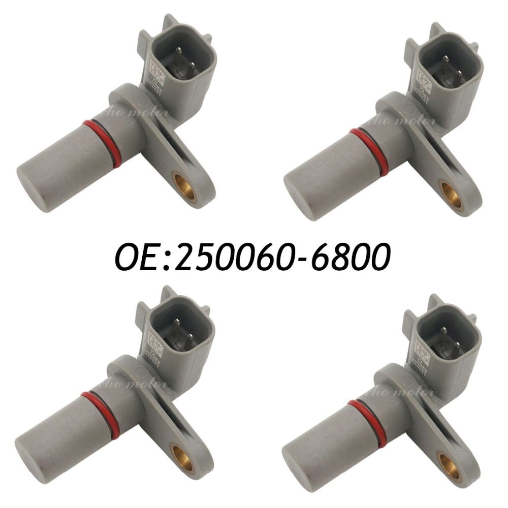 New 4pcs Engine Crankshaft Position Sensor Original 250060 6800 250060 6800 For Ford Affiliate Crankshaft Position Sensor Sensor Replacement Parts