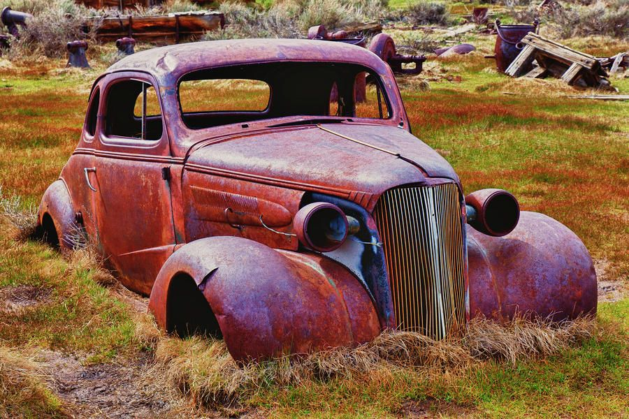 old rusted cars - Google Search | Вечность (Eternity) | Pinterest ...