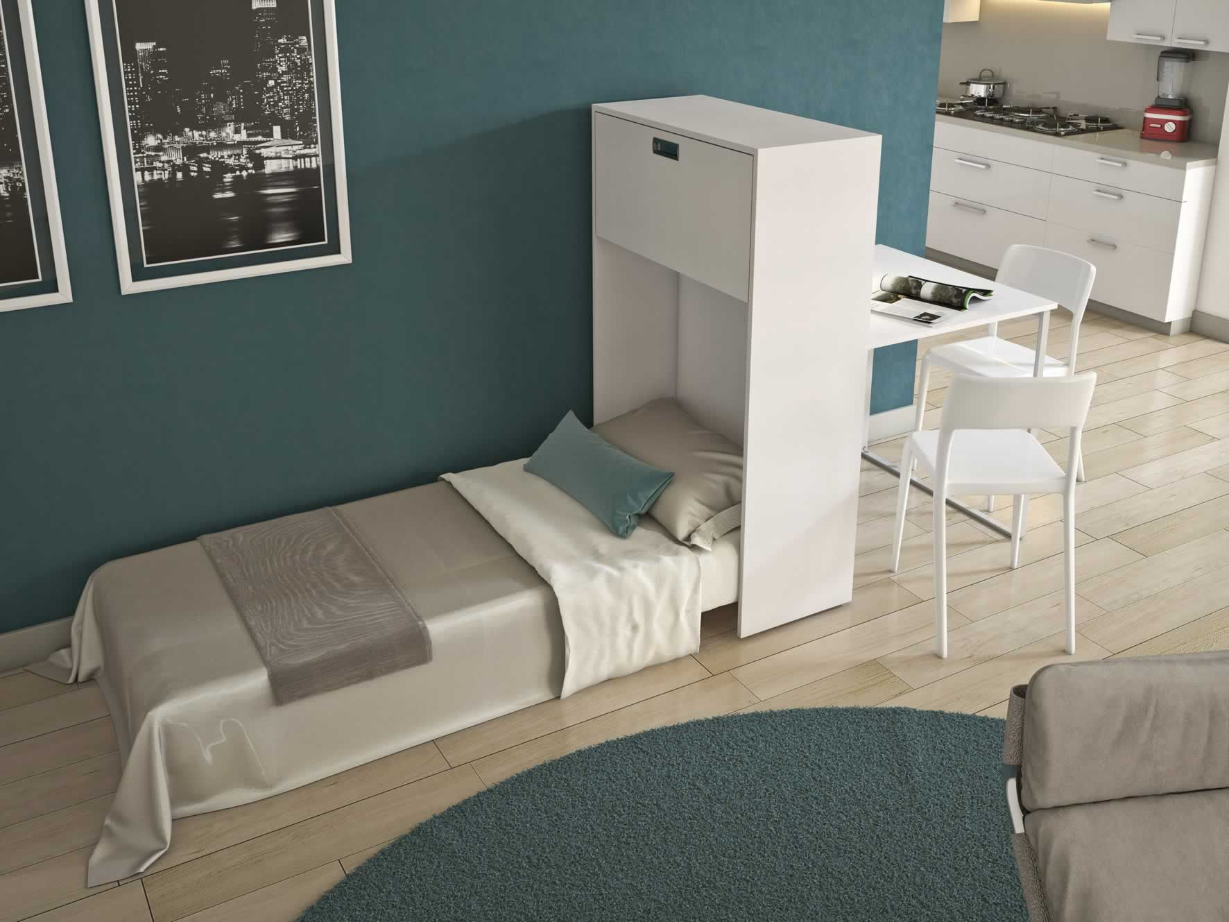 Mobile A Letto.Mobile Letto Day Night Big E Un Mobile Trasformabile In