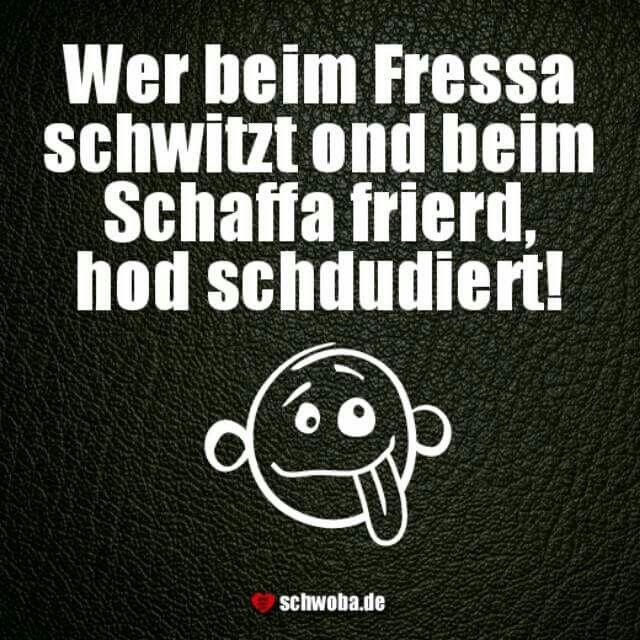 So oifach! #essen #schwitzen #studieren #student #arbeit
