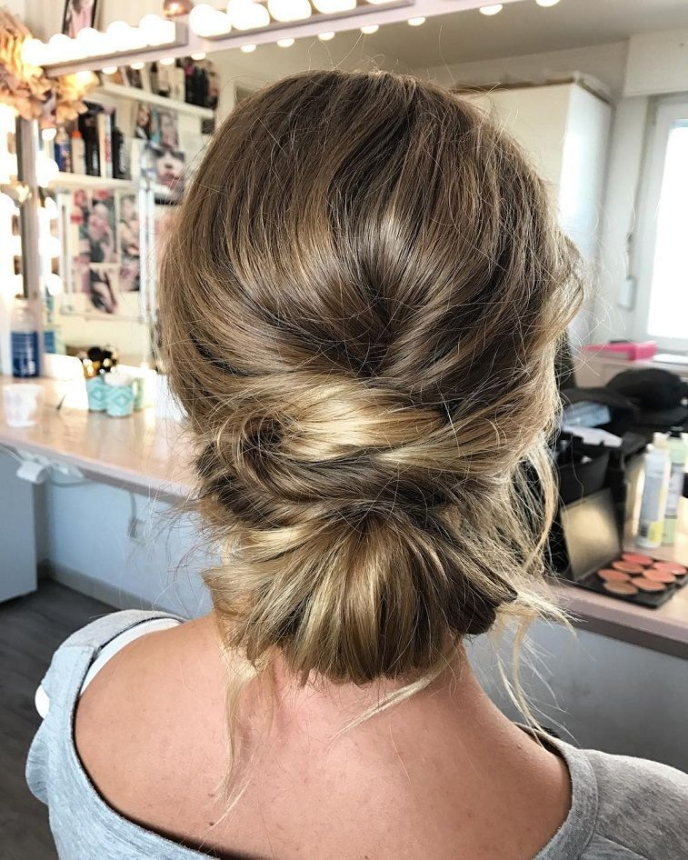 Gorgeous Textured Updo Hairstyles Theyll Work For Any Occasion