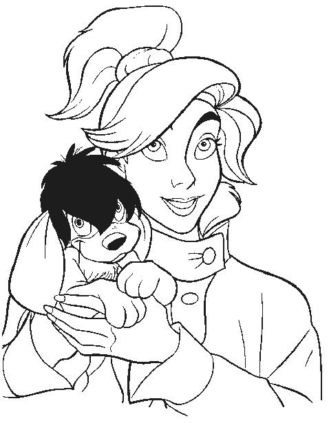 Anastasia Super coloring pages, Cool coloring pages