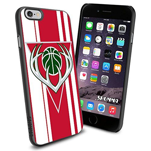 "NBA Milwaukee Bucks iPhone 6 4.7"" Case Cover Protector for iPhone 6 TPU Rubber Case SHUMMA http://www.amazon.com/dp/B00W4TGGY4/ref=cm_sw_r_pi_dp_6G9lvb0KYFZ32"