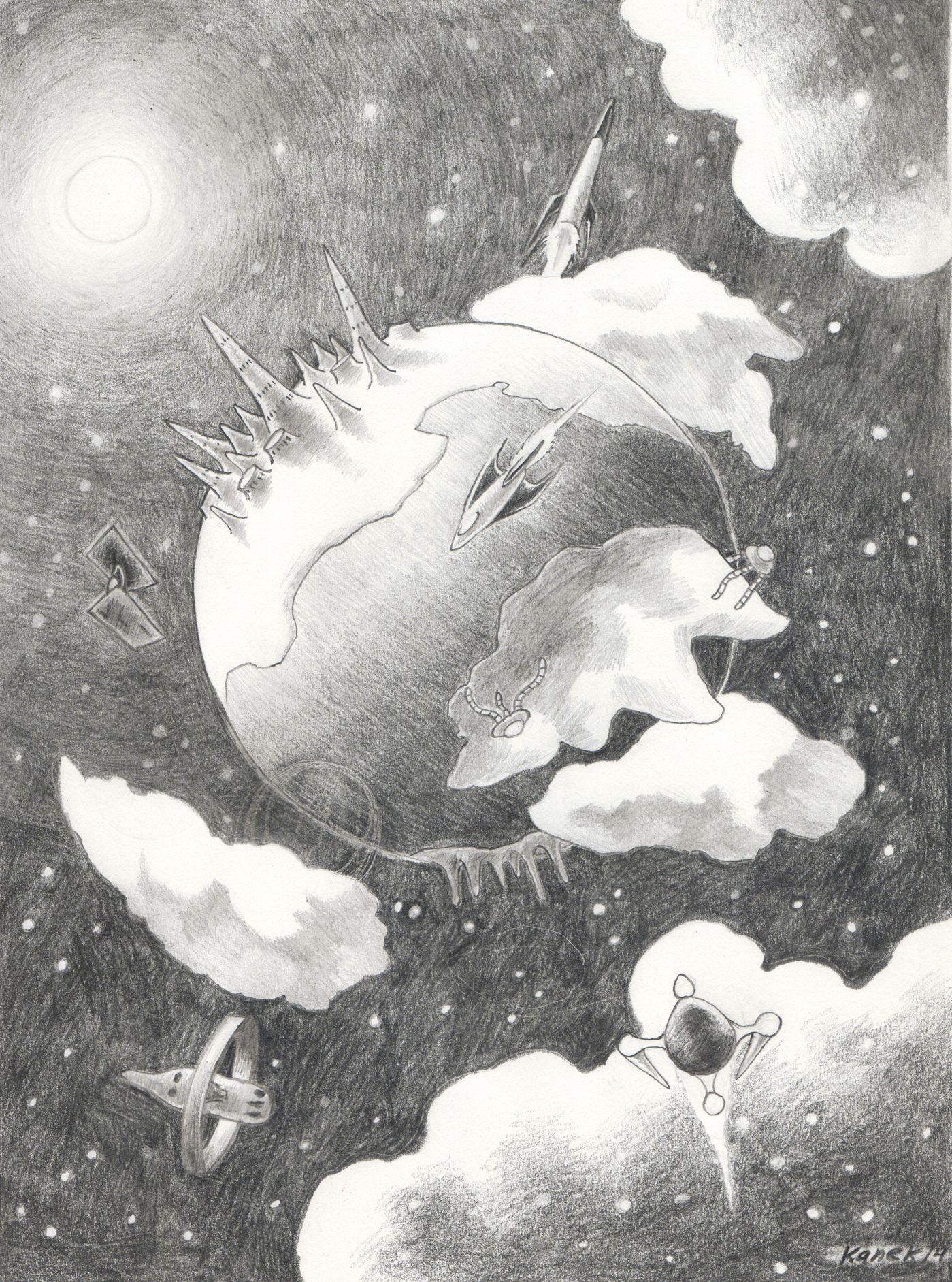 Título: Sueños de ciencia ficción Autor: Kanek Rivera ...