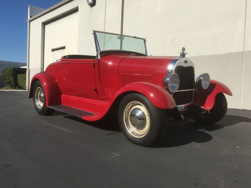 1929 Ford Model A Roadster for sale by Owner - Los angeles, CA ...