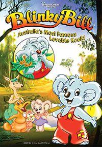Blinky Bill Cartoons Childhood Memories Cartoon 90s Childhood