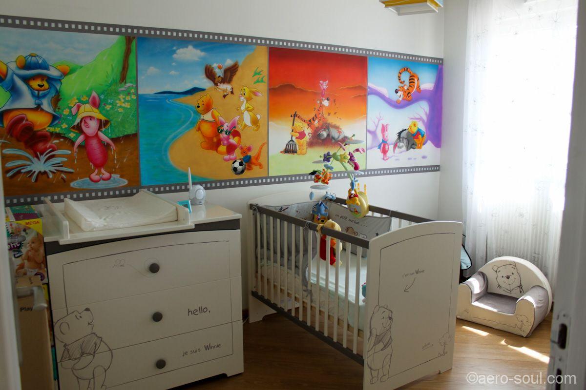 Décoration chambre bébé, Idée déco chambre bébé, Déco chambre bébé