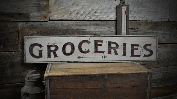 Pin By Marcy Barber On My Dream Kitchen Pantry Gm Wooden Kitchen Signs Kitchen Signs Diy Signs