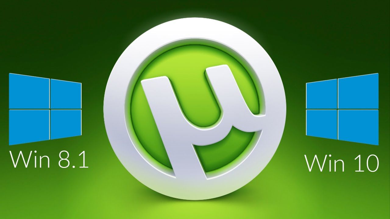 uTorrent Free Download for Windows 10 Software