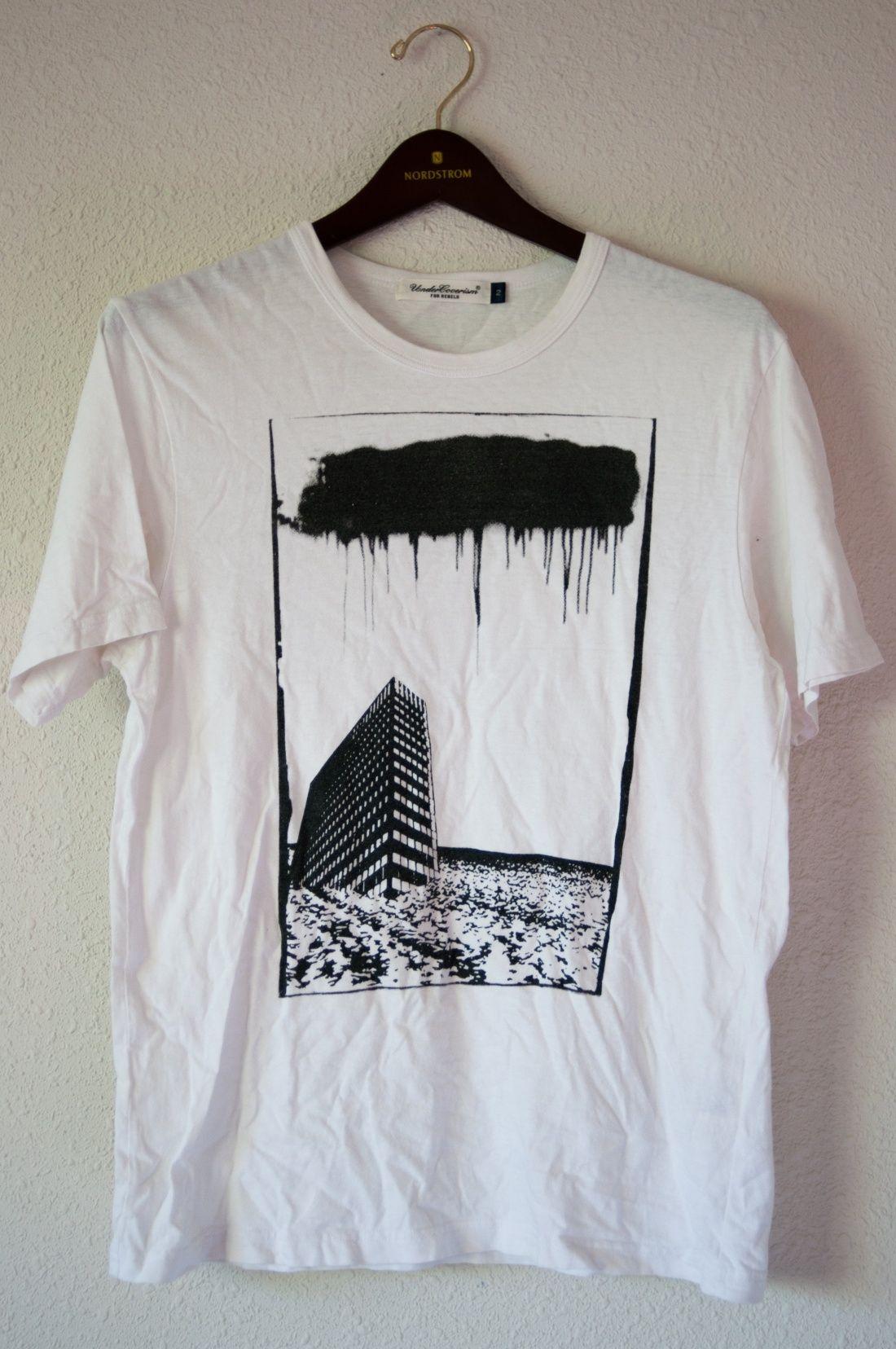 97fb0bda87ba Gloomy city t-shirt | Clothing/Fashion Graphics | Shirts, T shirt ...