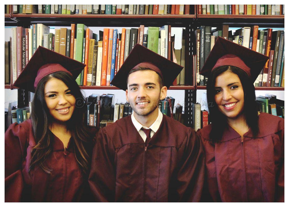 Group Grad Photo Ideas ASU Graduates