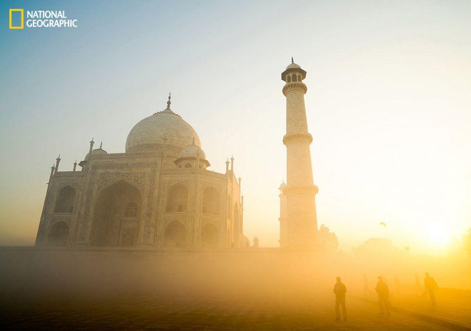 Taj Mahal in Agra | India