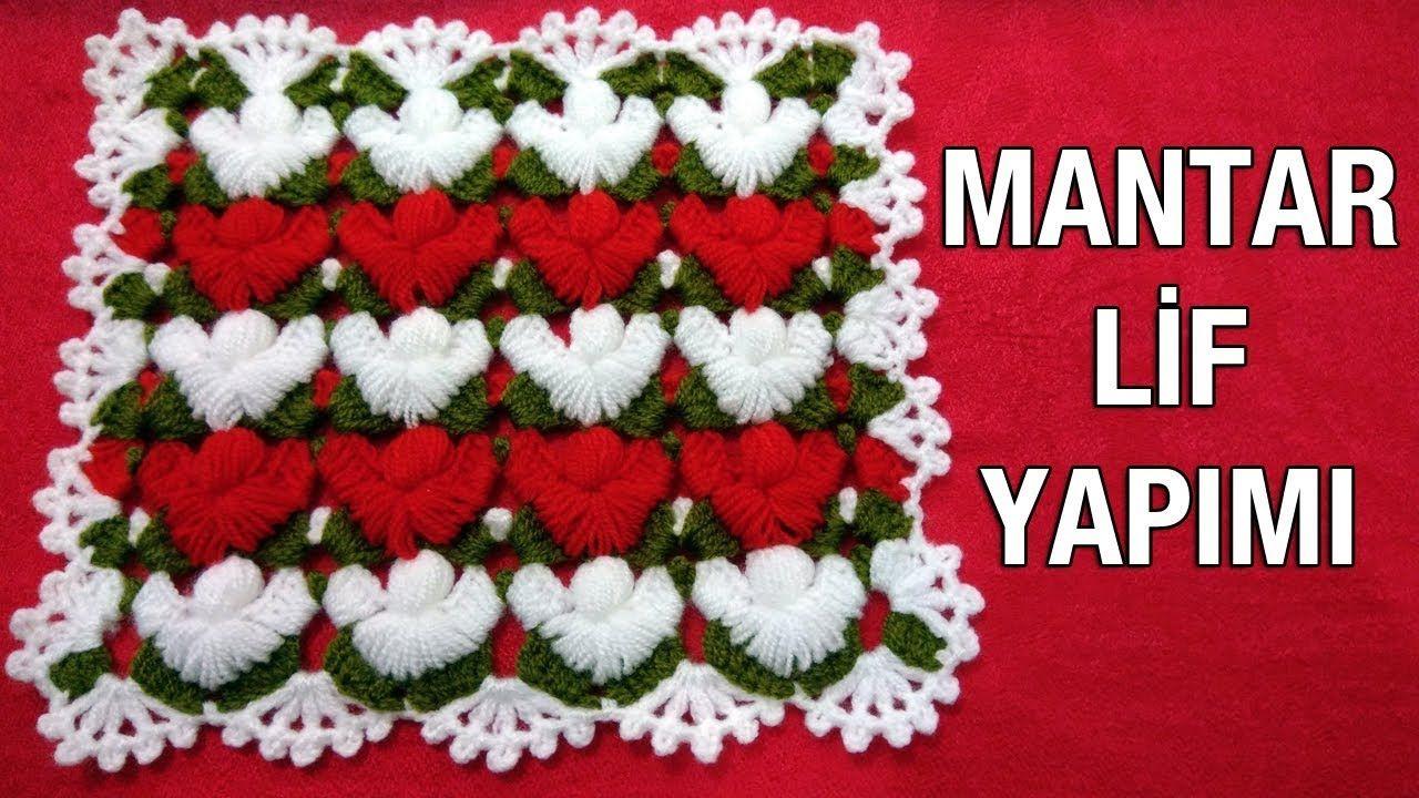 Mantar Lif Yapımı Türkçe Anlatımlı Videolu
