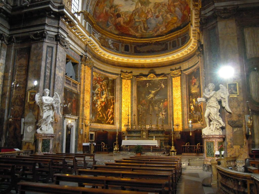 Image result for Fratte church in rome
