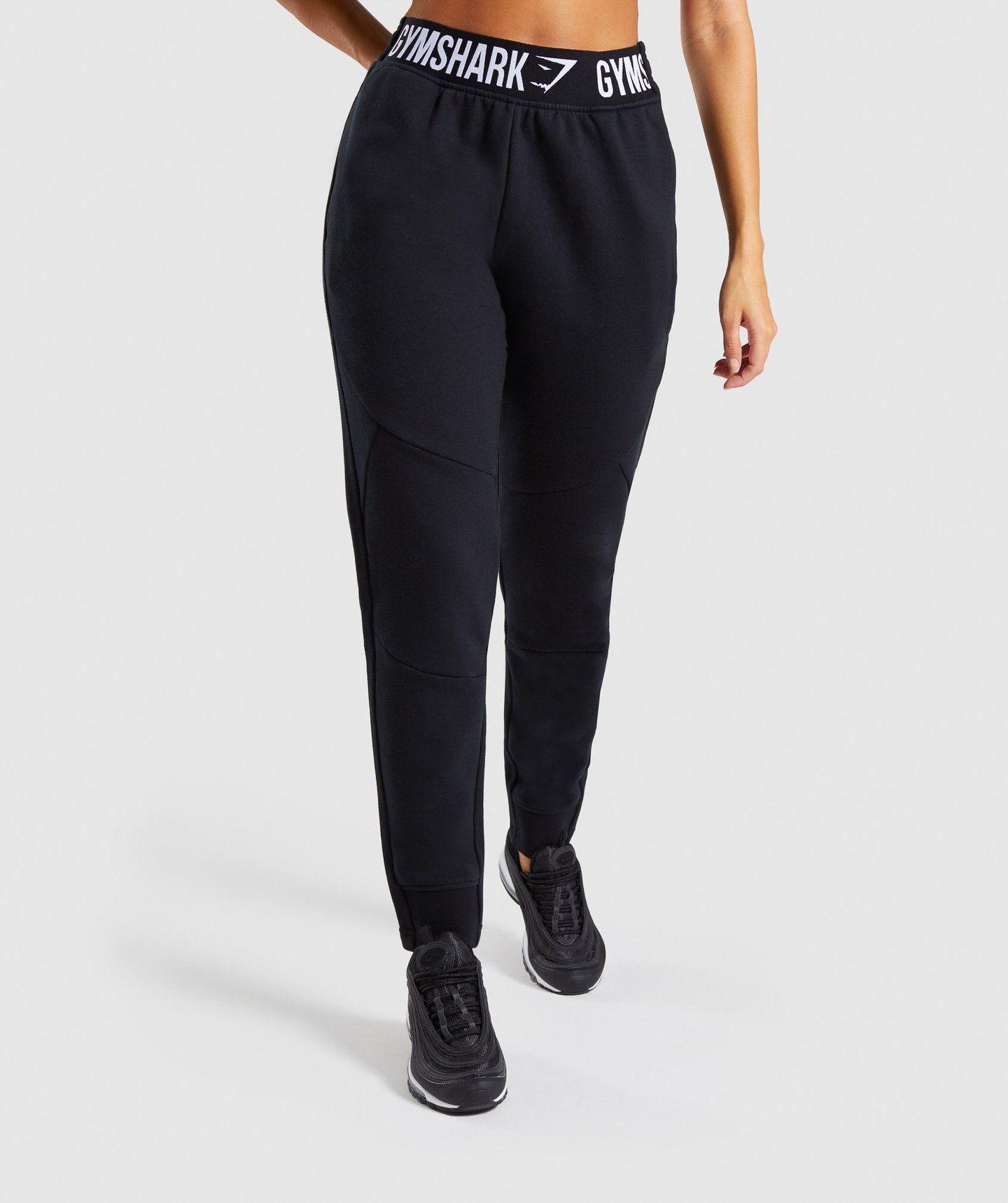 9cbeb45280 Gymshark Comfy Tracksuit Bottoms - Black in 2019 | active wear ...