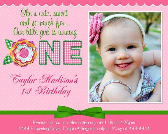 1st birthday invitation layout tirevi fontanacountryinn com .
