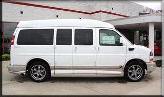 Michigan Conversion Van Conversion Vans Limos More Vans Gmc