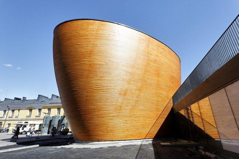 Chapel of Silence Helsinki, Finland