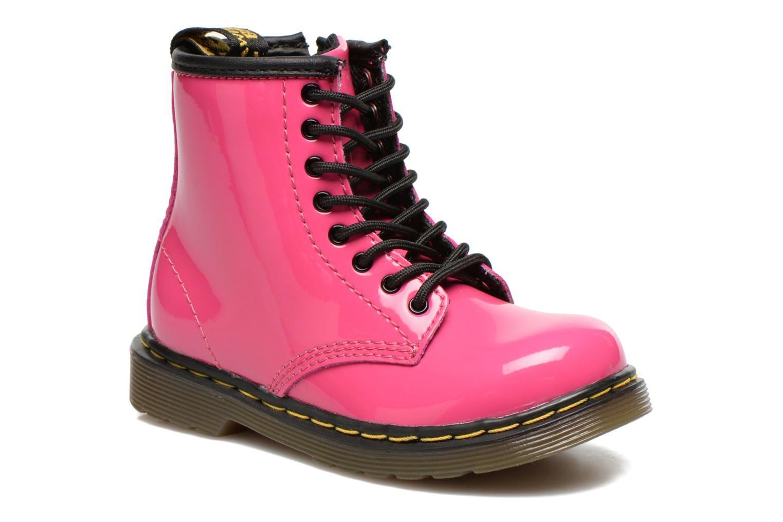 Dr. Martens Infants Brooklee Lace Boot Roze - Boots en enkellaarsjes bij Sarenza.be (234920)