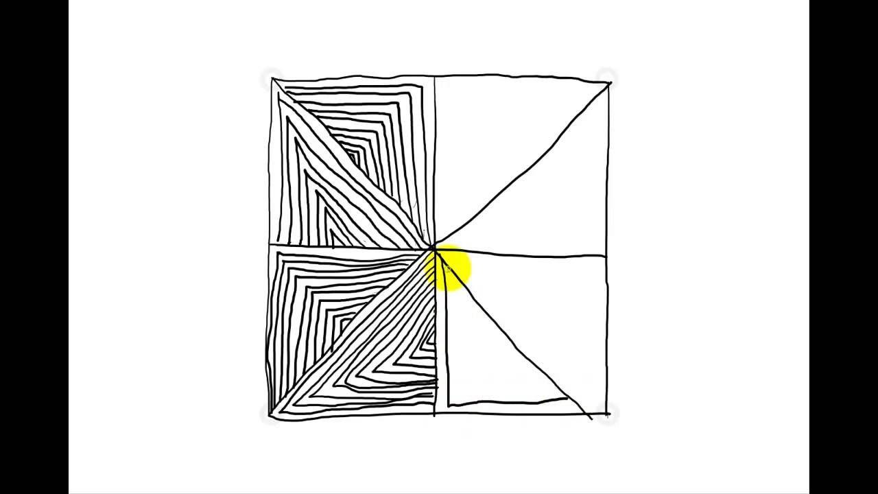 Zentangle Pattern Tutorial -  Maryhill