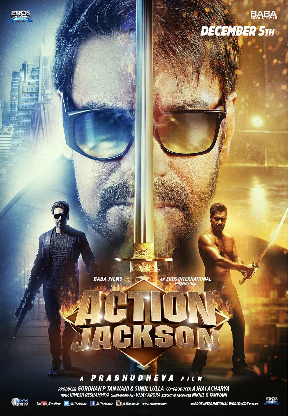 AJ ActionJackson Hindi movies, Hindi movies online