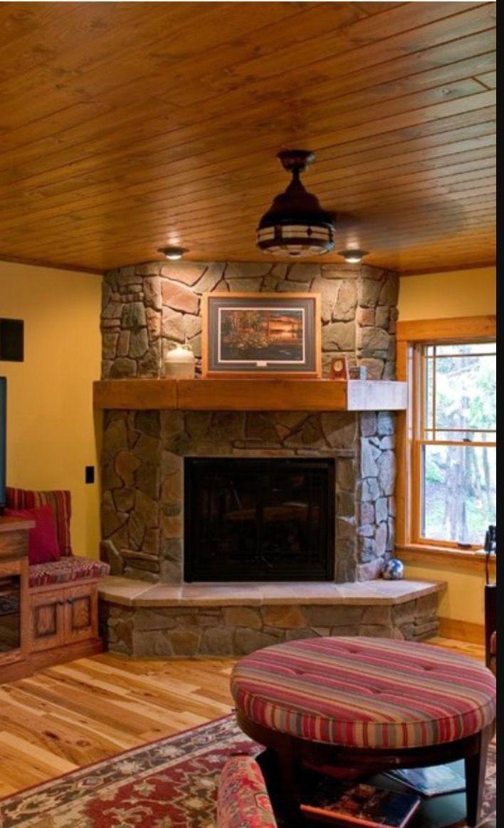 45 degree angle on fireplace.   House Ideas   Pinterest