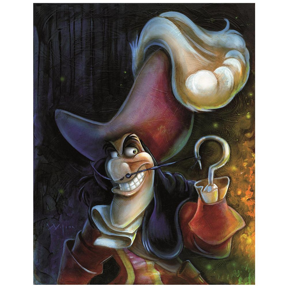 Pin By T Shah On Disney Disney Art Captain Hook Disney Artwork [ jpg ]