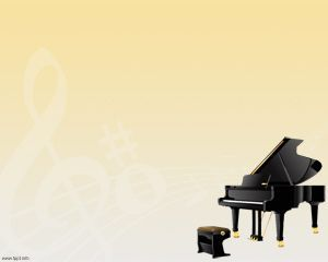 piano music powerpoint | ppt | pinterest, Modern powerpoint