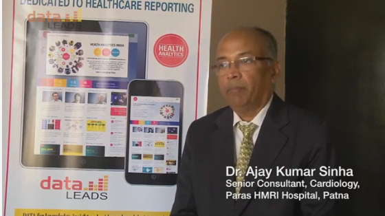 Hospital Talks About Data Being A Very Simplified Version Of Business.
