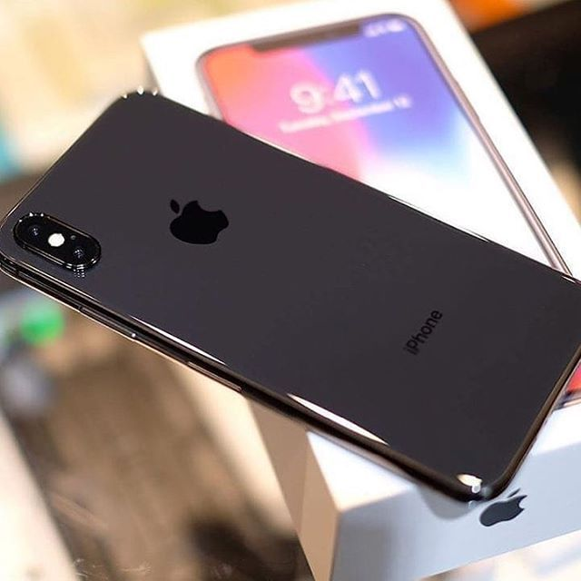 Repost autoclickermac iPhone X Space Gray! Do you like