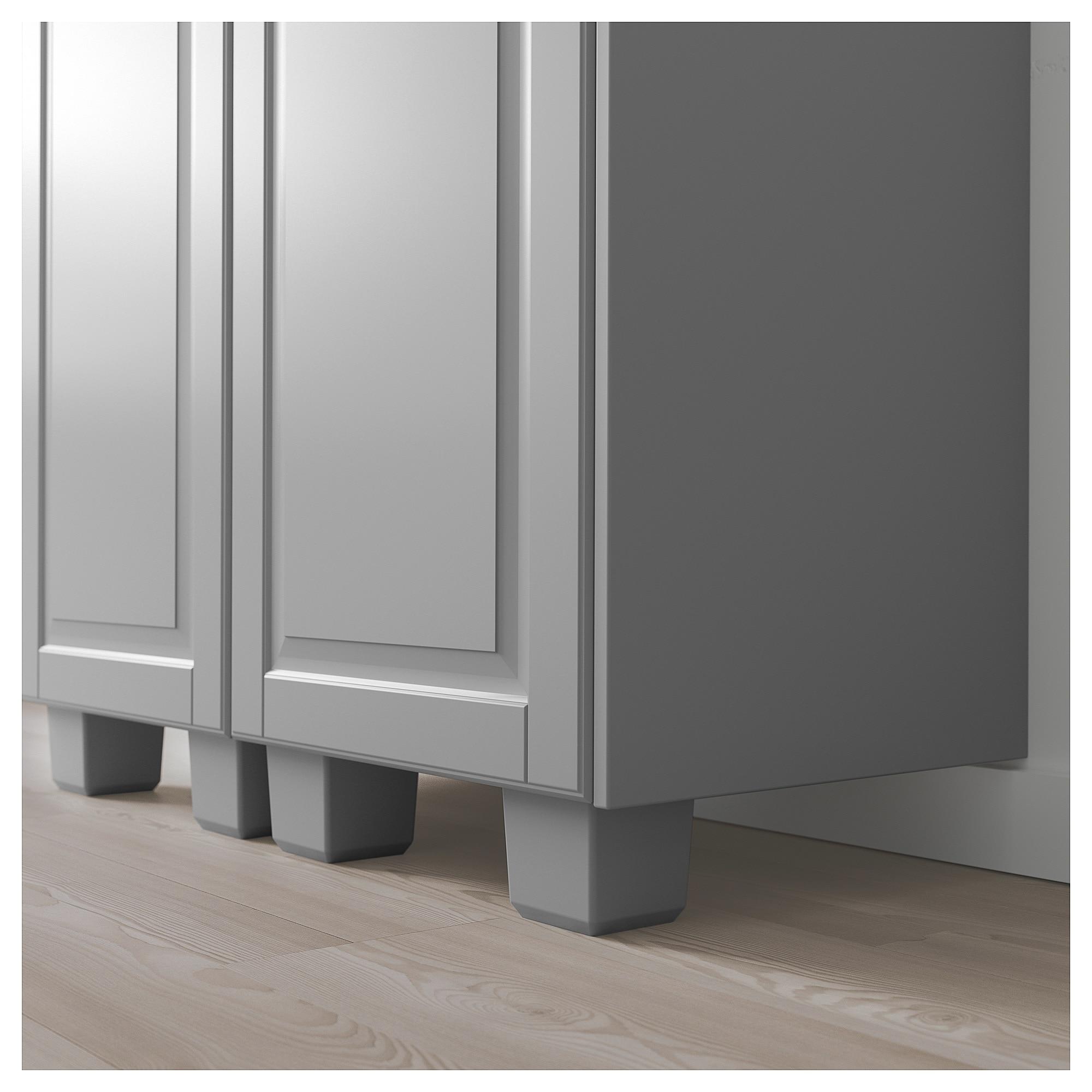 IKEA - BODBYN Leg gray | Adams in 2019 | Bodbyn, Tall