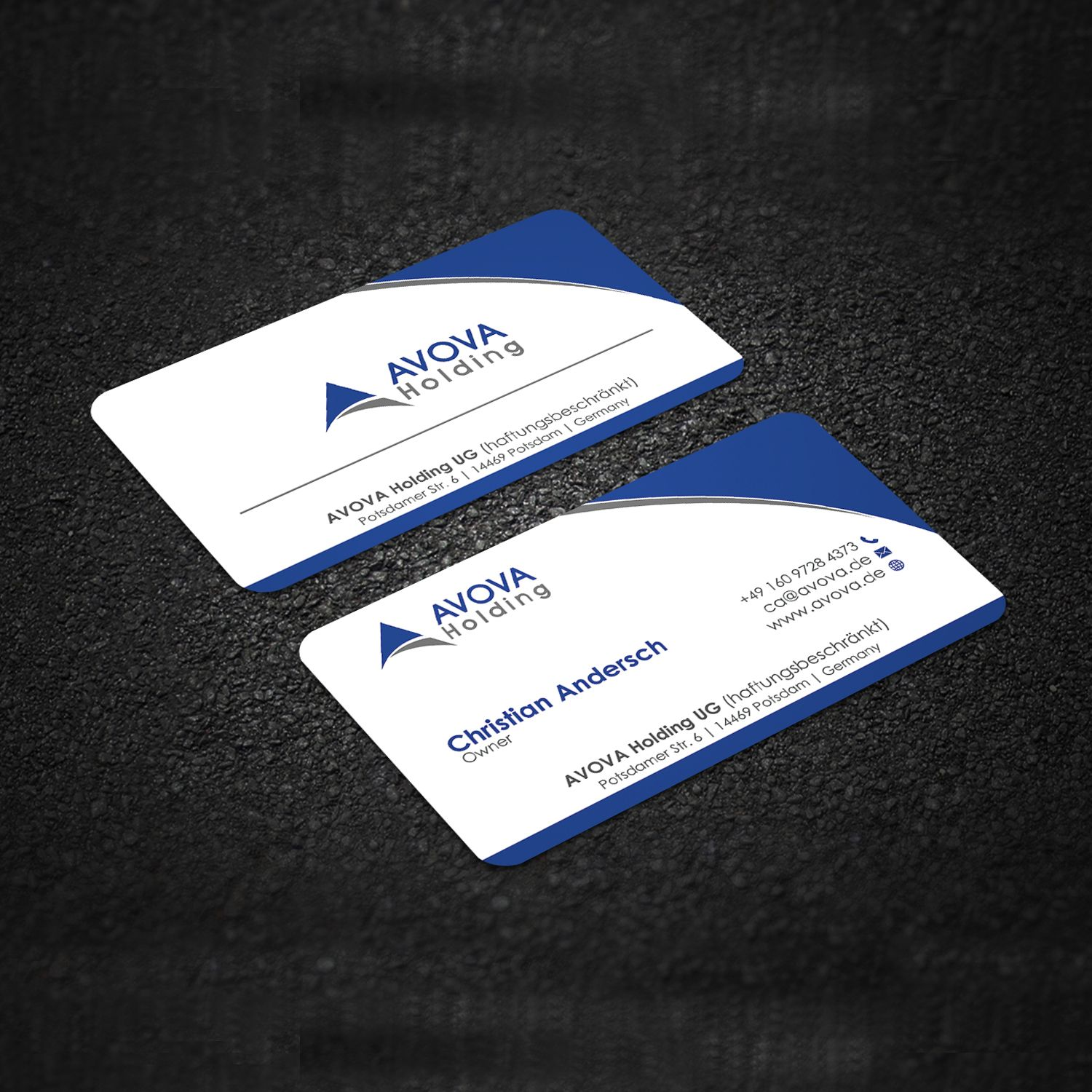 Business Card Design Holding Business Card Business Card Design Custom Business Cards Card Design