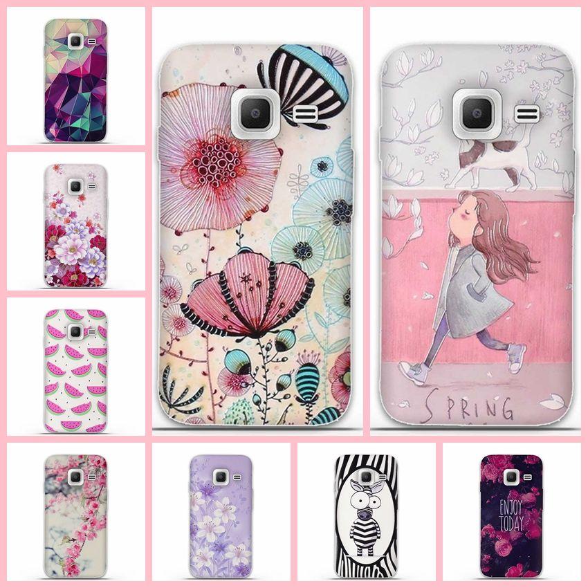 a38855d1d0 ใบสง For Samsung Galaxy J1 mini Case TPU Silicone Phone Case For Funda  Samsung Galaxy J1 mini J105 J105H Soft Back Cover Coque Capa สงวนน