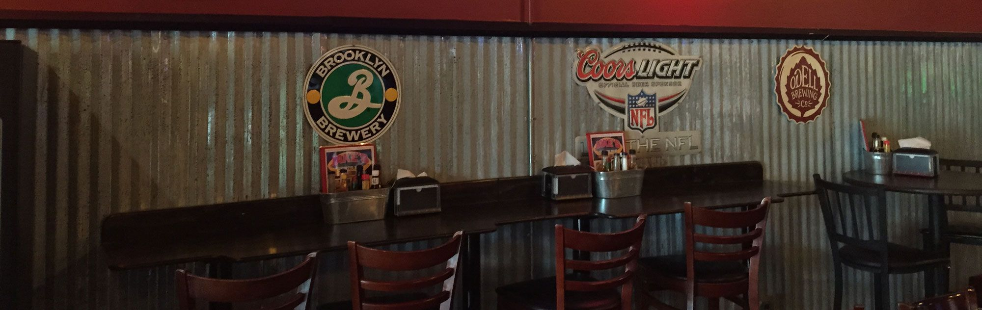 Jake's Sports Bar is located in the Galleria area between ...