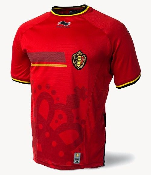 10 Years Belgium Kids Burrda Sport Away Shirt
