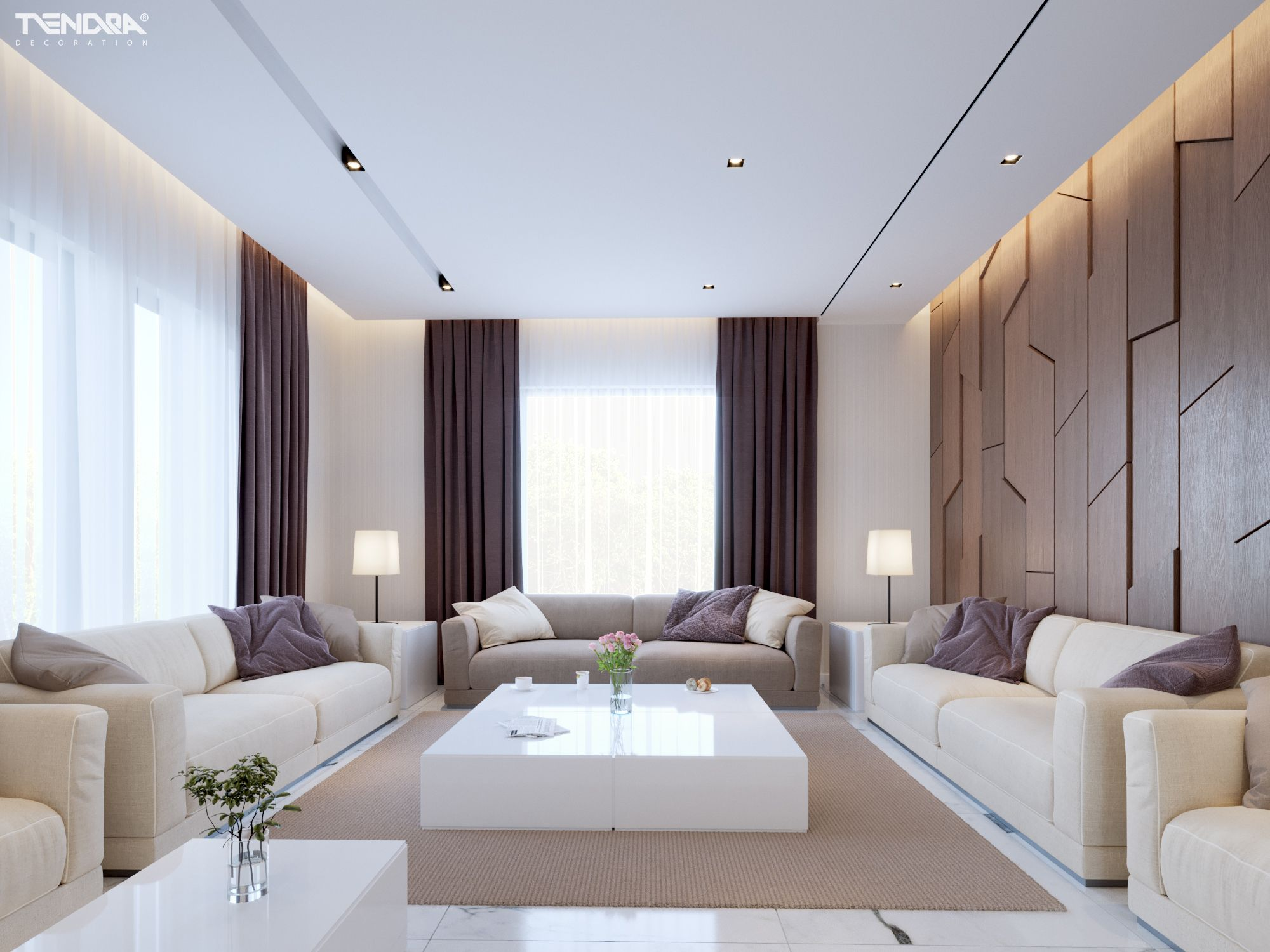 NA - Villa  Luxury living room design, Interior design dining