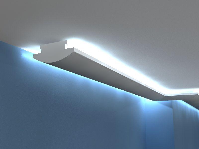 LED Decke LO27 | Led decke, Lichtleiste und Deckchen
