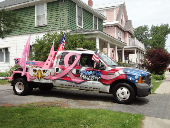 Pink Eagle U S A Tow Truck Towtruck Tow Truck Tow Truck