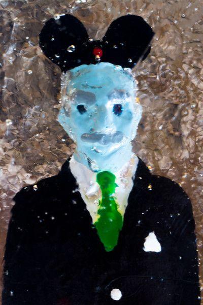 Frozen Walt Doll By Burt Payne 3 And Steve Hillenburg Cryogenically Frozen Stephen Hillenburg Walt