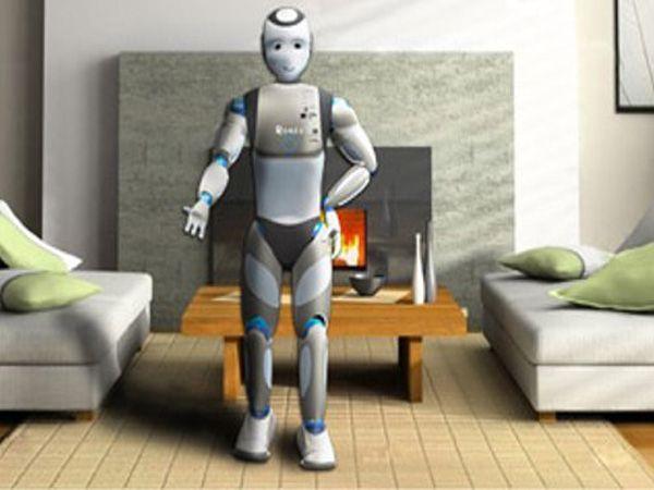 robot d assistance