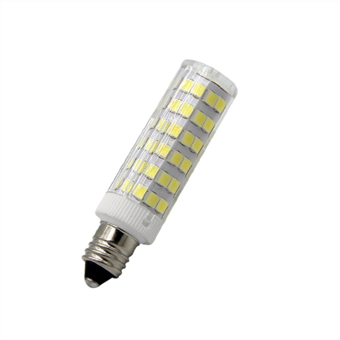 E11 Led Light Bulb 5w To 6w 60w 120v 130v Halogen Bulbs Equivalent Mini Candelabra Jd E11 Base T3 T4 Led Bulb Dimmab Light Bulb Light Bulbs Halogen Light Bulbs
