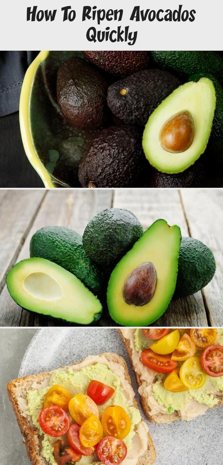 Wondering how to ripen avocados quickly We have the lowdown on methods that work and the ones that dont to get your avocados ready in time for dinner
