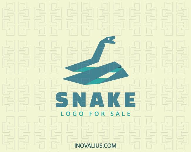 snake logo Поиск в Google Snake logo, Geometric logo